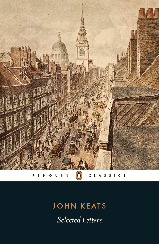 Selected Letters By Keats, John/ Barnard, John (INT)